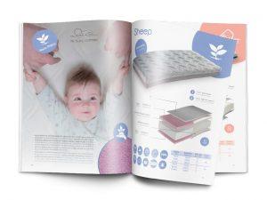Nuevo catálogo de My Baby Mattress