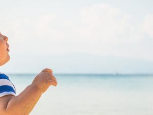 Como cuidar la piel de tu bebé en verano