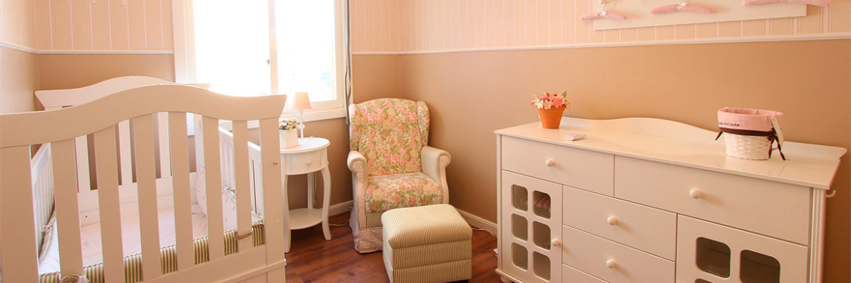 Como preparar la habitacion del bebe en invierno. Consejos para vestir la cuna, acondicionar la habitación y mucho mas