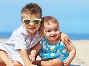 Consejos para viajar con bebés en verano